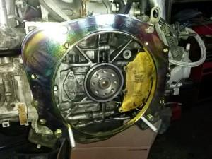 Adapterplatte Adaptor plate